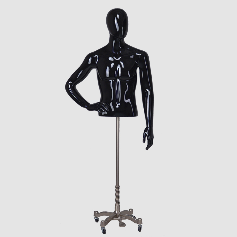 Customized male mannequin display torso for clothing display(SCH)