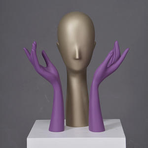 Customized Vintage Mannequin Hand Display For Gloves (QH)