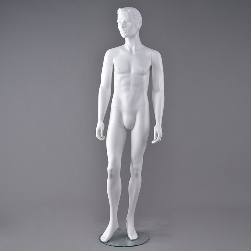 Factory direct price fashion design male mannequin for business suit mannequin display(CM)