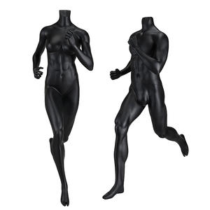Athletic-sports-running-mannequin-football-player-female-male Mannequins(DPM Sports Mannequin)