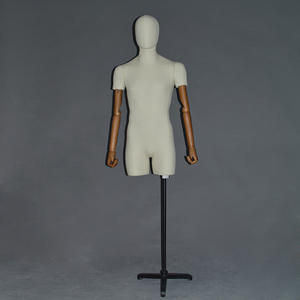Fashion Clothing Dummy Suits Male Mannequins For Clothes Display (SDM)