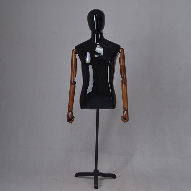 High quality clothing dummy suits male mannequins half mannequin with head (UDM)