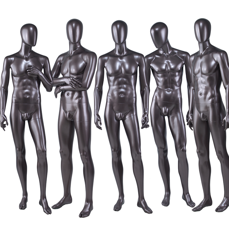 High End Sexy Lifelike Full Body Muscle Male Mannequin With Penis(AEM,Male Mannequins For Sale)