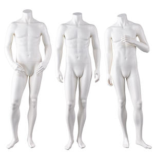 High quality brand new fiberglass muscle male mannequin full body headless male mannequin for sale