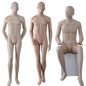 High quality full body realistic cheap male mannequin for sale