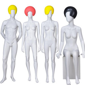 Wholesale male mannequins for sale male and female mannequin for window display(NTM)