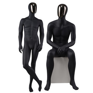 Customized wholesale male mannequins for sale (QTM)
