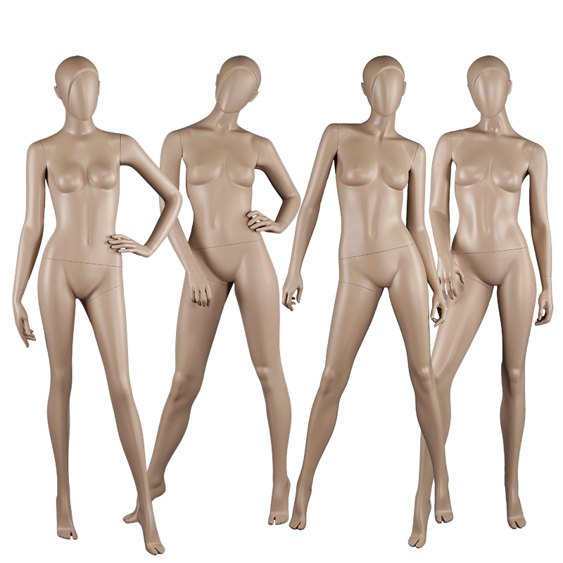 Life size fashion manikin female standing full body mannequin jewelry display(AF)