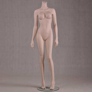 Fiberglass Full Body Posing Headless Female Mannequin Wholsale(LF series Headless Mannequin)
