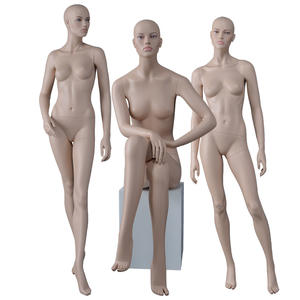 Wholesale window life size full body sexy female manikin cheap mannequin for sale(RMF mannequin window display)