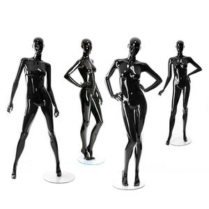 Hot Sale Fashion Vintage Female Mannequin Black Female Swimwear Display Mannequin(BFM  Vintage Female Mannequin)