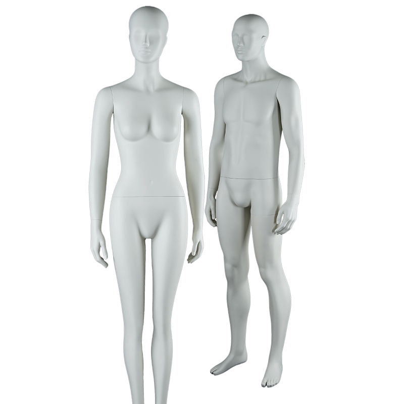 Customized female and male fashion design clothing mannequin(FI)