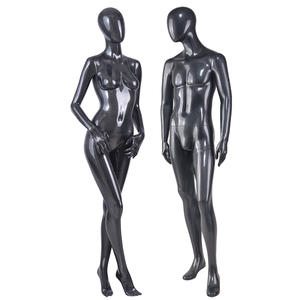 High quality water transfer printing male mannequin resin female mannequin for clothing display(FO)