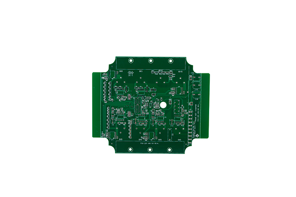 4Layers 3oz PCB Heavy Copper HASL Fueling Systems Control de equipos