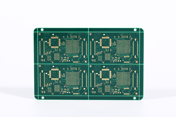 PCB 10L BGA Imdapence Control Immersion Gold