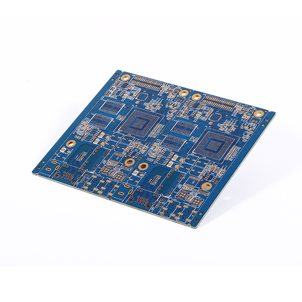 Carte de circuit imprimé 6L BGA Immersion Gold
