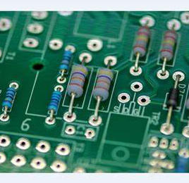 Through-Hole Mounting PCB