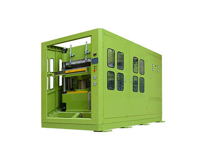 CFRTP composite forming machine