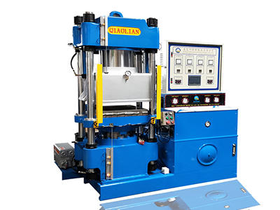 Laboratory vacuum compression molding machine for Composite materials