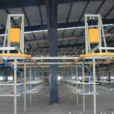 OEM industrial overhead chain conveyor for product transmission