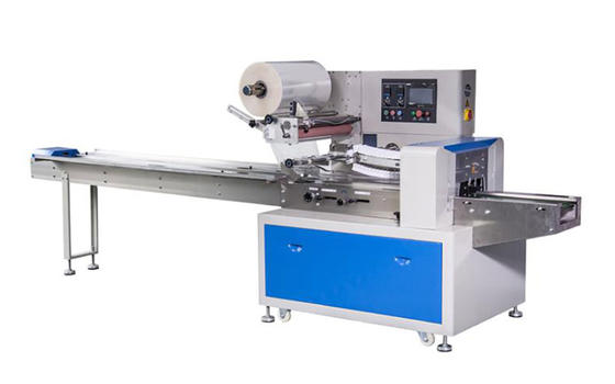 Horizontal packing machine manufacturers introduce three-dimensional packaging machine