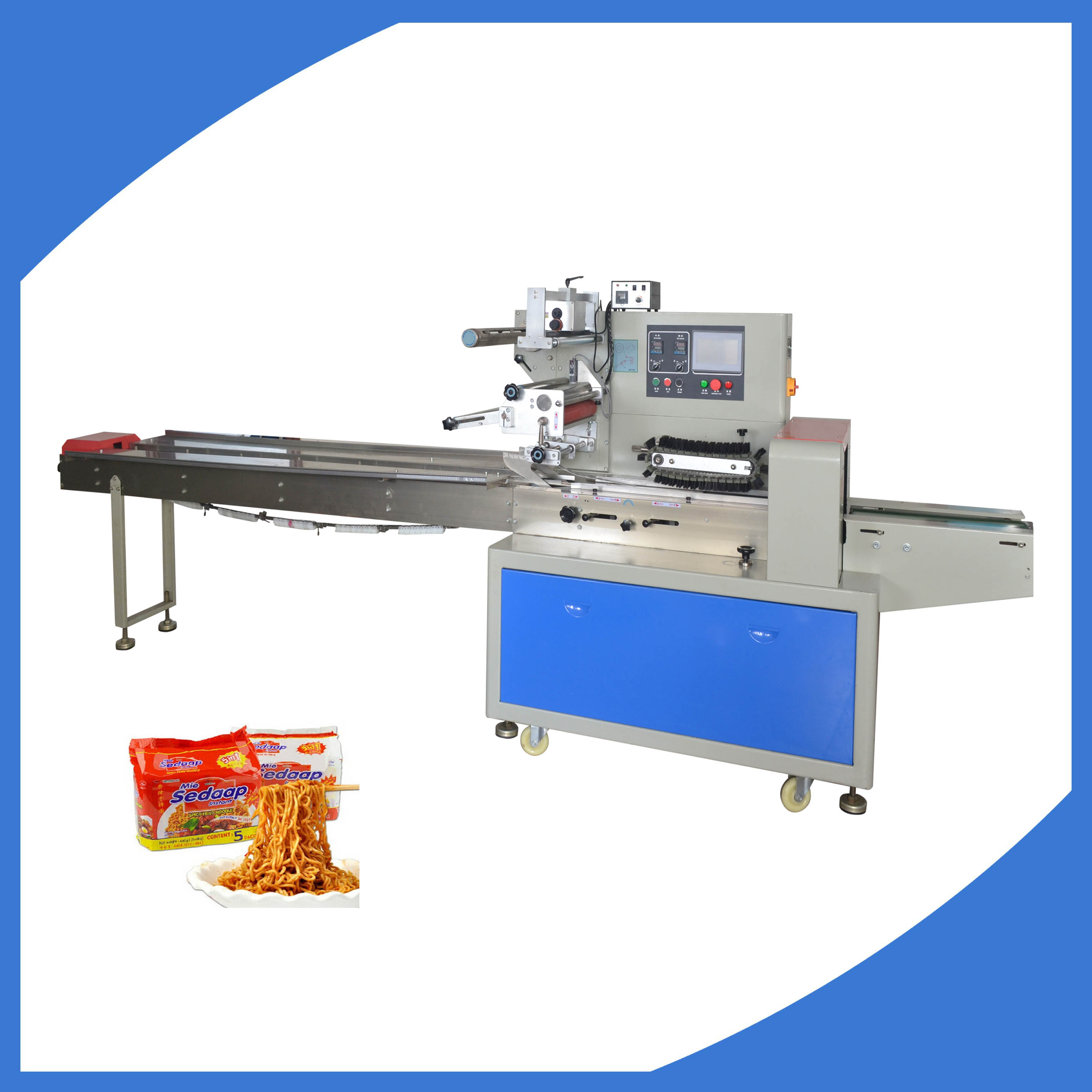 Instant noodles packing machine suppliers
