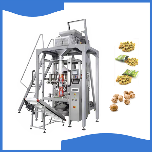 Full automatic grain seeds nut packing machine for snack