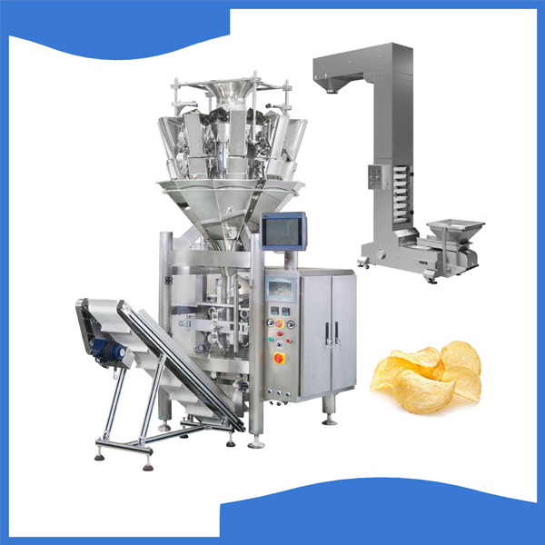 Automatic Corn Flakes Chips Crisps Snack Packing Machine
