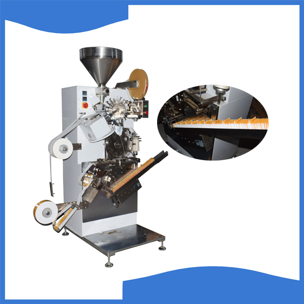 High speed tea bag making packing machine price