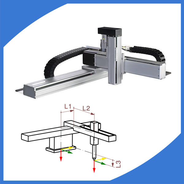 High precision Right angle manipulator slight product