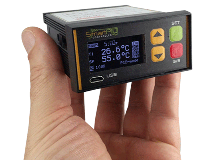 SmartPID Temperature Controller