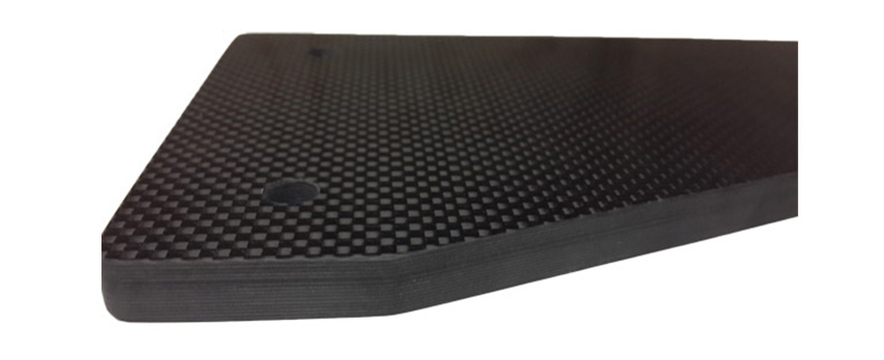 Other chemical products: carbon fiber composite materials