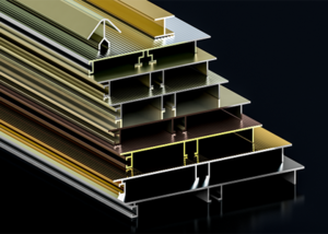 Anodized Aluminium  professional  Kitchen aluminium Plinth  Profiles