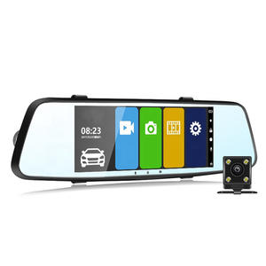 Auto Adjust rear view angle Rearview Mirror Car DVR--ADC440