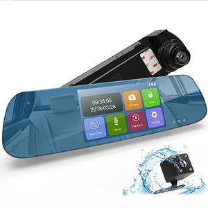 Anti-glare Design Rearview Mirror car DVR--CS8800