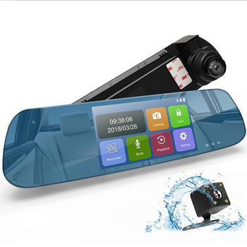 Rearview Mirror Car DVR--CS8800