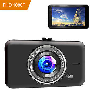 Classical Car DVR-C311 1080P 3 Inch LCD  Seamless recording with 1080P FHD Lens