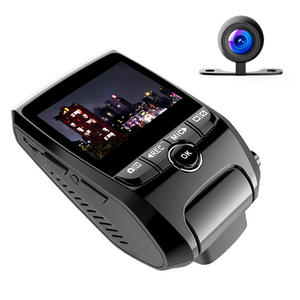 FHD 1080P Wifi DVR 170° Wide Angle Lens Hidden dash cam-C500