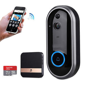 Samrt doorphone--m9 Support mobile phone remote fast wakeup device within 1 sec