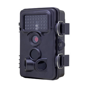 Dual thermal infrared sensing design Hunting Camera--ahc120  black