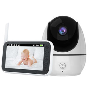 Amazon top seller factory wireless infant monitors smart video audio digital 720P HD baby monitor camera