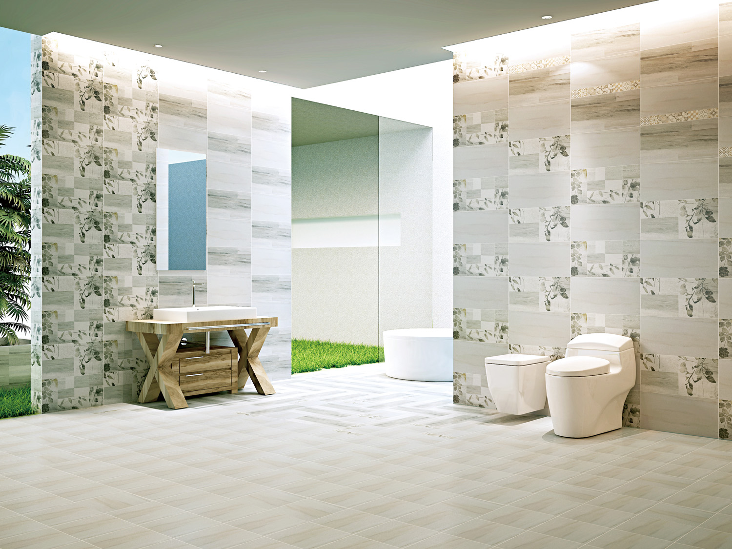 Picture of: Wholesale Decorative Wall Tiles Bathroom Zp36016 Manufacturer