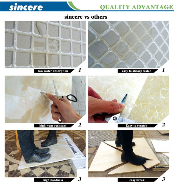 marble tile flooring quality