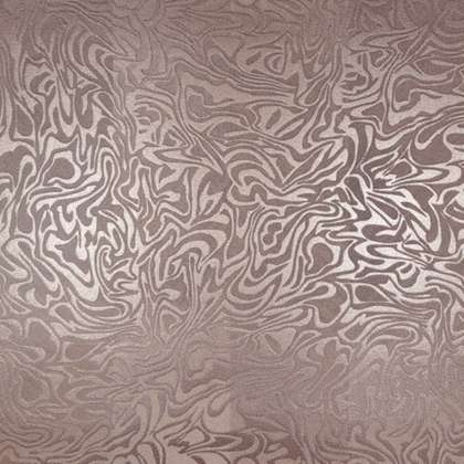 Silver metallic finish porcelain floor and wall tile