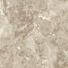 Cheap black and brown glossy polished marble tile