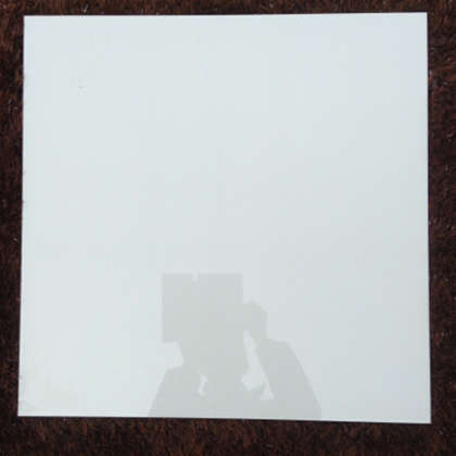 W6A006 super white polished tile whiteness 55 degree