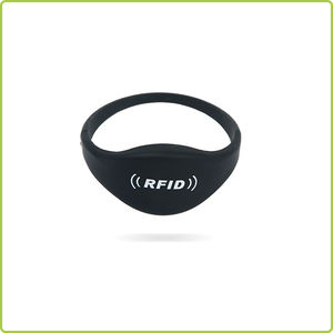 High Quality waterproof RFID Silicone Wristband