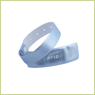 Disposable RFID PVC Wristband (RI-PVC 03)