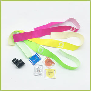 Disposable RFID PVC Wristband  (RI-PVC 06)