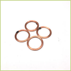 Factory Price EM4305 134.2khz Copper Coil Antenna